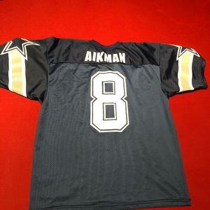#8 Troy Aikman Dallas Cowboys Jersey Sz. XL
